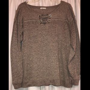 Maurices Sweaters - Super cute, heavy sweater